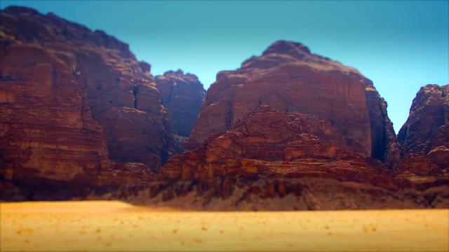 Wadi Rum - A Majestic Lanscape