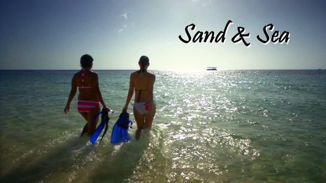 Honduras: Sand & Sea