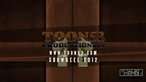 Toon53 Productions Showreel 2012
