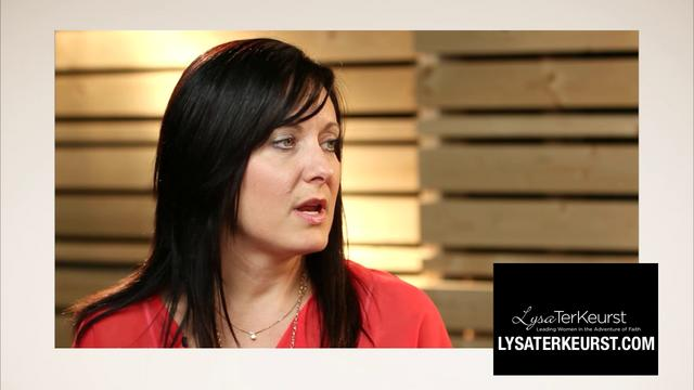 An Interview with Lysa TerKeurst | Pete Wilson