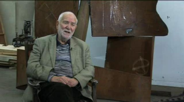 Interview with Anthony Caro