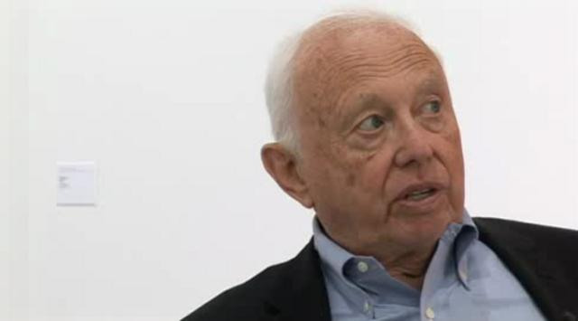 Interview with Ellsworth Kelly (part 1)