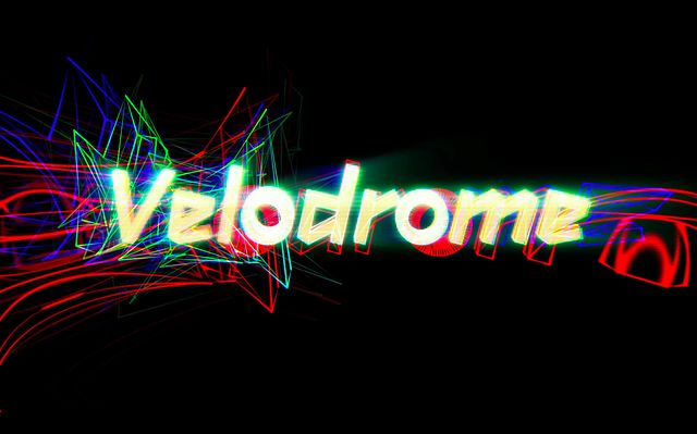 Velodrome – Chemical Brothers – London Olympics 2012 – 'Tron' Track