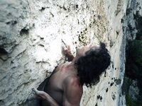 [Stefan Glowacz - Arco Rock legends climbing ambassador 2012]