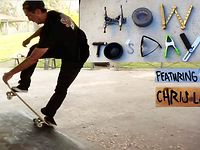 CHRIS LARUE HOW TO'S DAYS; FRONT CRUNT