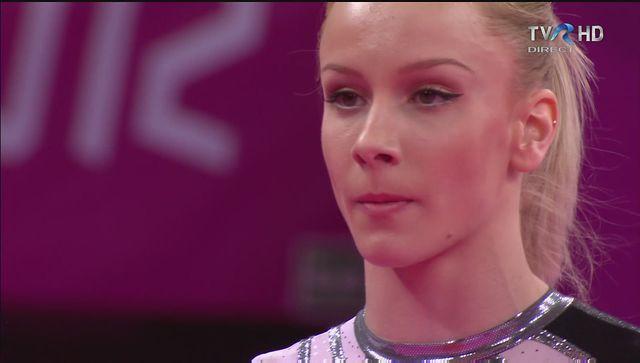 Sandra Raluca Izbasa AUR campioana olimpica la sarituri 5.08.2012 la