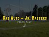 Das Auto VW Jr. Masters Soccer