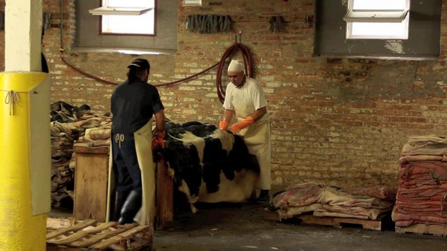 Tanner Goods Visit Horween Leather Factory – Chicago