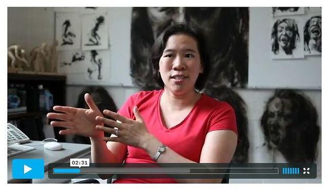 Clara Lieu: Artist/Professor