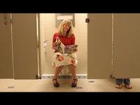 """What Women Do in Bathroom Stalls that Takes So Damn Long"" Potty Talk: Series 1"