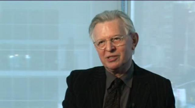 John Elderfield: senior curator, MoMA New York 2003-2008 (part 1)
