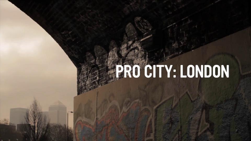 Converse - Pro City: London