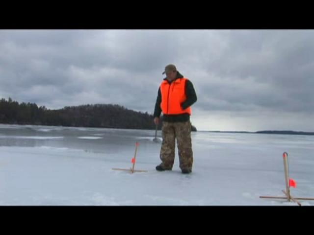 Ice fishing gear on vimeo for Ice fishing apparel