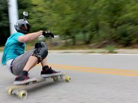 Longboarding: BOARDER CROSSINGS Ep 6 - Fast As