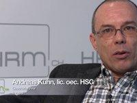 Andreas Kühn: Mitarbeiterbefragung