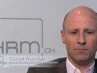 Caspar Froehlich: Mitarbeitergespräche