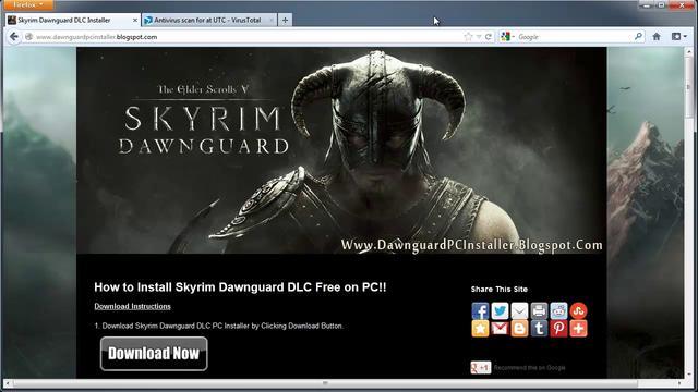 Download Dawnguard Trailer
