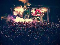 LOVE ELECTRO FESTIVAL 2012 - STEVE AOKI
