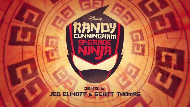 Randy Cunningham: 9th Grade Ninja Trailer