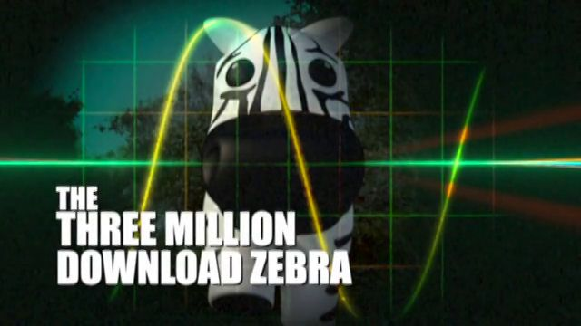 Zenoss&#039; Core4 Launch : The Three Million Download Zebra