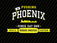 Real Skateboards Robbie Brockel Pushing Phoenix