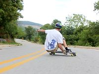 Longboarding: CROSSES Raw Freehide