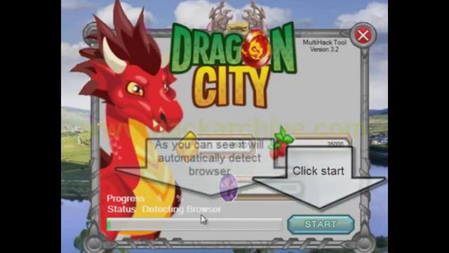 How to Hack Dragon City On Facebook