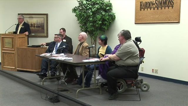 HSU Honors Forum - Disabilities Panel Discussion
