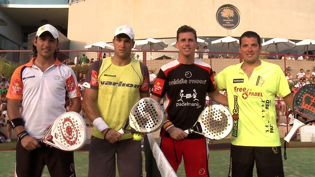 04 CUARTOS 3/4 PPT FUENGIROLA 2012