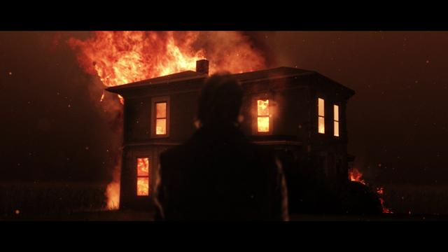 How to set a house on fire (with VFX)