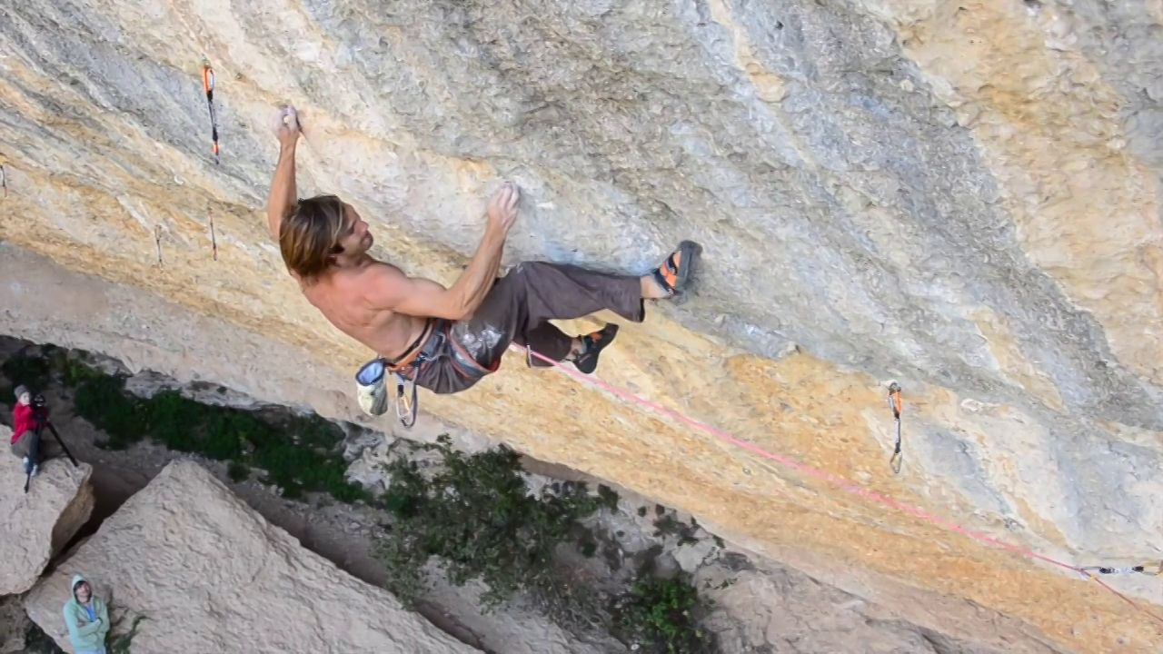 Climb Like Chris Sharma: Limits and Fears.