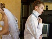 свадебный день Славы и Иры