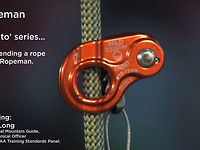 Wild Country Ropeman 'How To' series #1 - Ascending a Rope