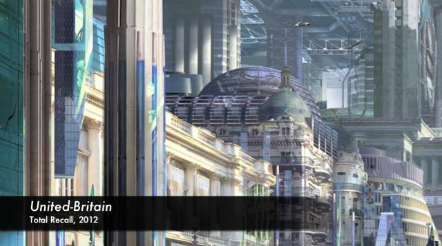 【攔截記憶碼 - 美術設定 - Stephan Martiniere 專訪】【Joe】