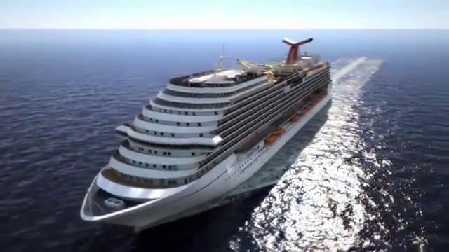 Carnival Breeze  Cruise Ship Virtual Tour On Vimeo
