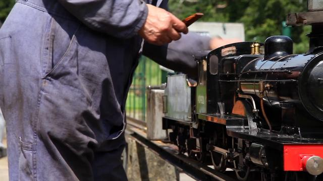 ASHTON COURT MINIATURE RAILWAY PROMO