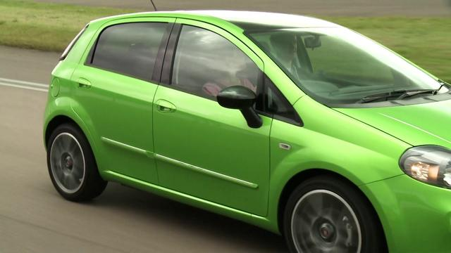 Fiat Punto - Real World Driving - Film 2 of 4