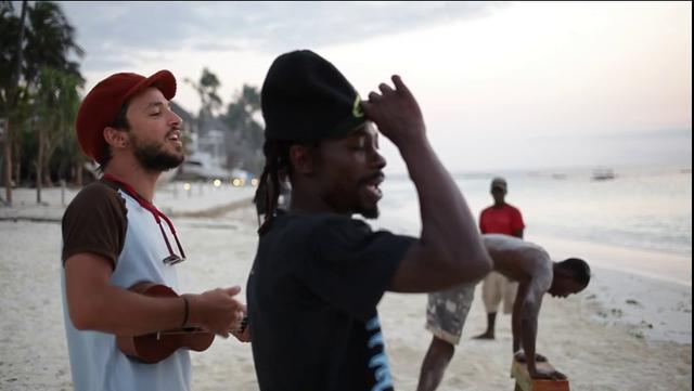 Sey sey sey at Zanzibar