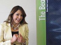 Pamela Fuertes, B.A.I.S. '99, A.B. '99, M.B.A. '04