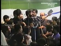 Nadeem Sarwar in Hyderabad, India 2001
