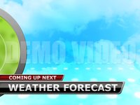 Coming up next – Weather Promo