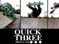 NAVARETTE, DIV and COLIN ADAM QUICK THREE