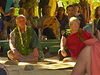 UH Manoa Chancellor receives traditional Hawaiian welcome