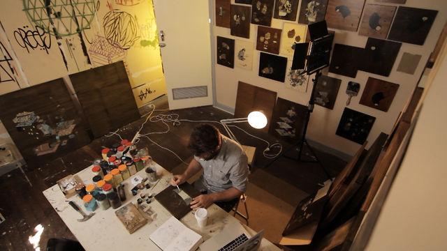 Studio Interview 2012 - Kyle Hughes-Odgers