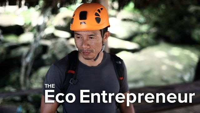The Eco Entrepreneur