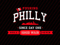 Ishod Wair Pushing Philly