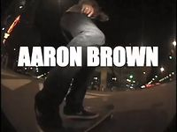 Aaron Brown X Circle-A Skateboards