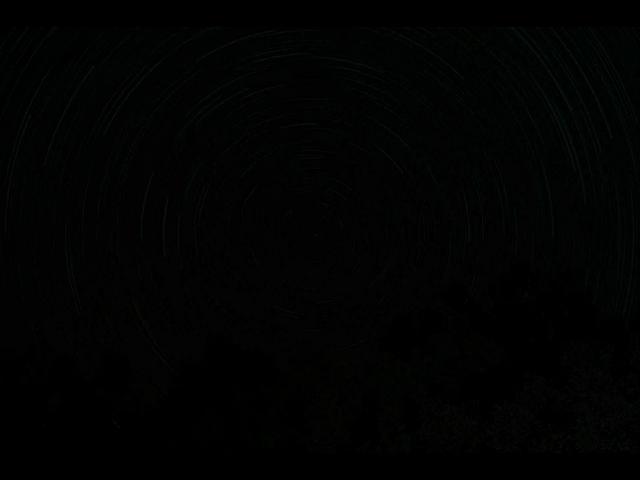 Circumpolar desde Las Inviernas (Guadalajara) 11 de agosto de 2012 (HD)