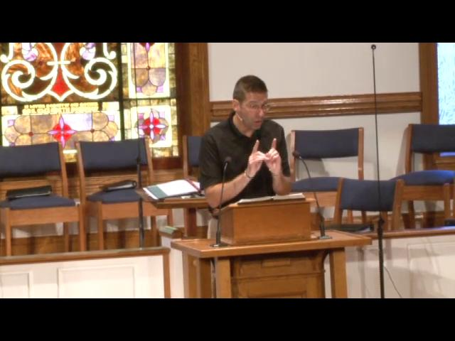 You Are There - August 16, 2012 Sermon