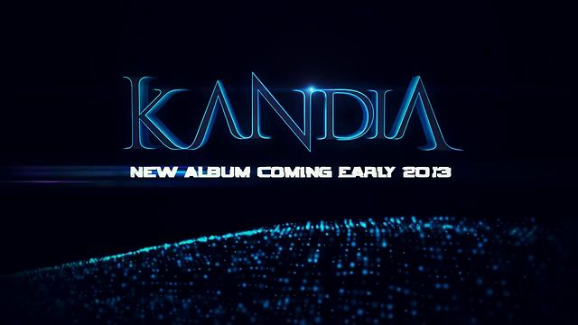 KANDIA - NEW  ALBUM TEASER - Editing and Motion Graphcis - 2012